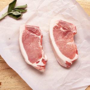 center cut pork chop