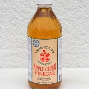VT Organic Apple Cider Vinegar