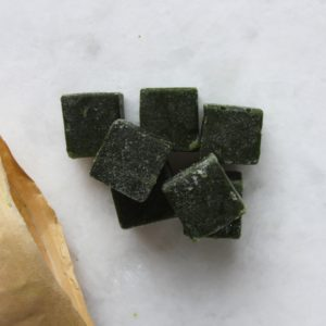Smoothie Cubes Light Green