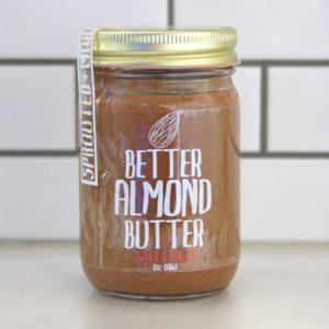 Better Almond Butter Sweet + Salty