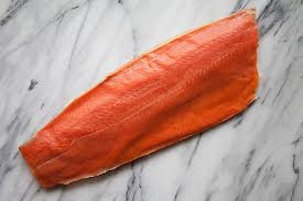Sockeye whole fillet