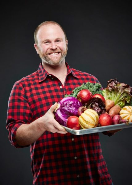 Mike's Organic Delivery Story (Photo of Mike)
