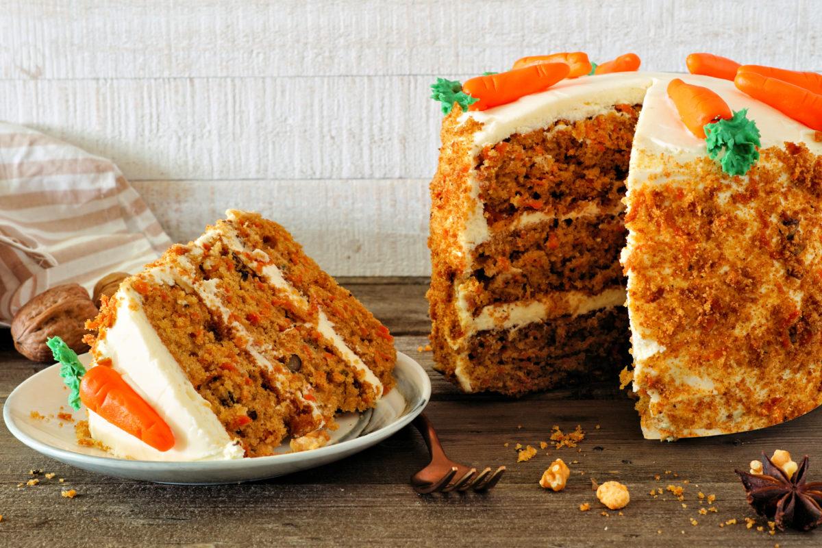 Carrot Cake - Mike's Organic