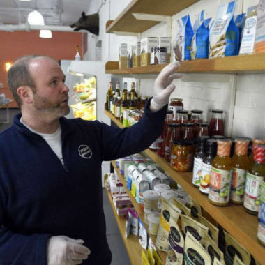 Stamford grocer gives tips on stocking a pantry during the coronavirus outbreak